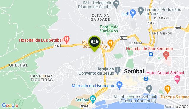 B&B Hotel Sado Setúbal
