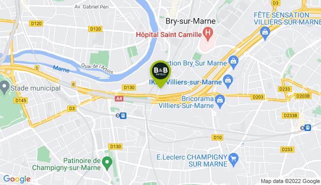 B&B Hotel Champigny-sur-Marne