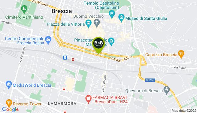 B&B Hotel Brescia