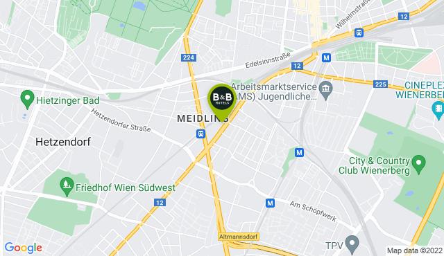 B&B Hotel Wien-Meidling