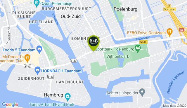 B&B Hotel Amsterdam-Zaandam