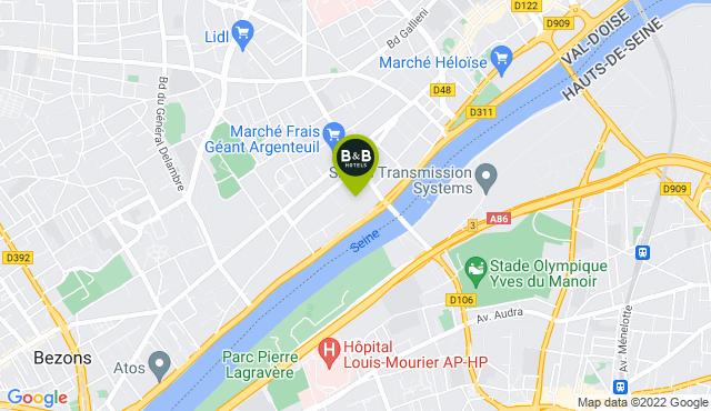B&B HOTEL Argenteuil