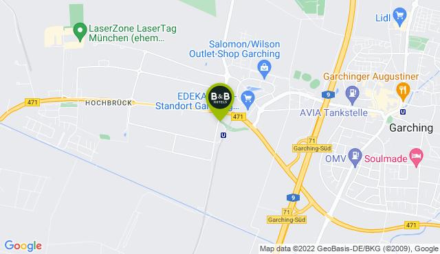 B&B Hotel München-Garching