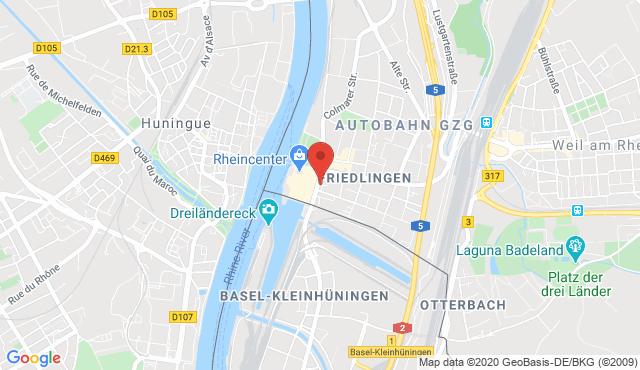 B&B Hotel Basel/Weil am Rhein