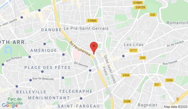B&B Hotel Paris Porte des Lilas