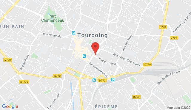 B&B Hotel Lille Tourcoing Centre