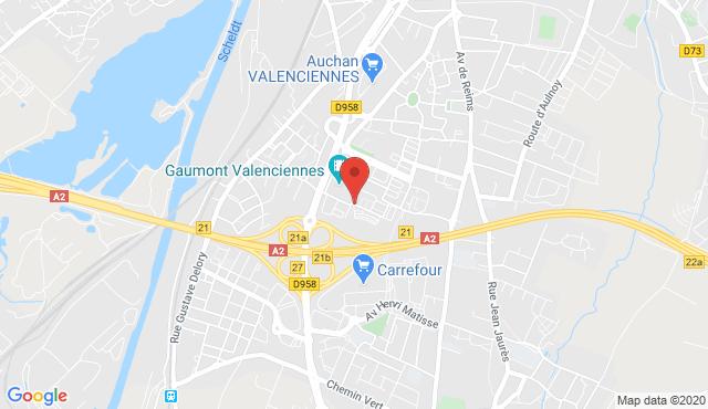 B&B Hotel Valenciennes