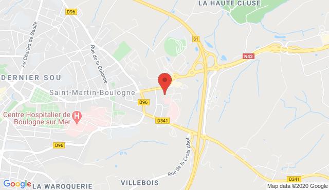 B&B Hotel Boulogne-sur-Mer
