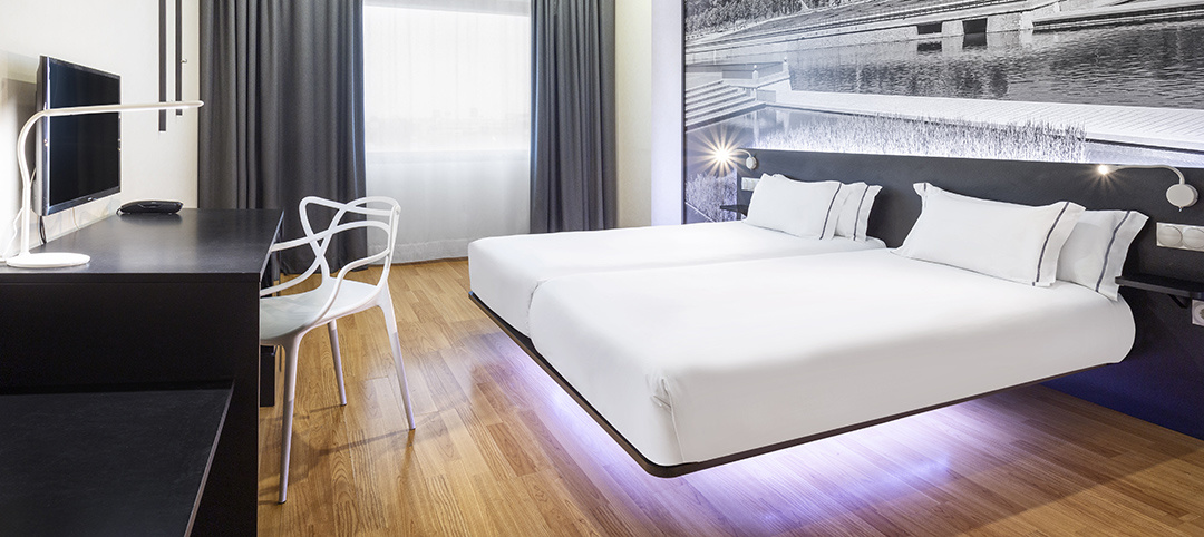 B&B Hotel Madrid Aeropuerto T4 | B&B Hotels