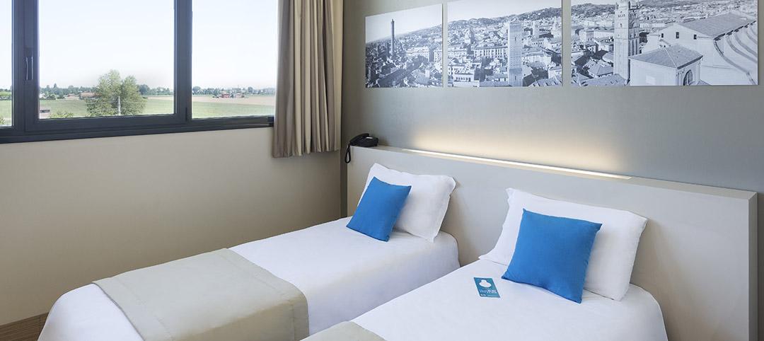 B&B Hotel BOLOGNA in der Nähe der Autobahn | Castel Maggiore