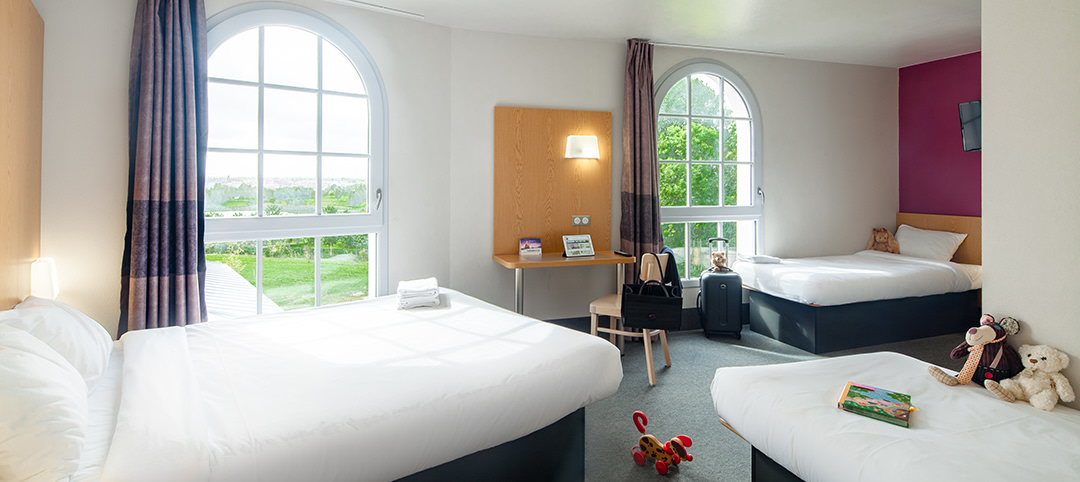 Cheap B B Hotel Near To The Disneyland Paris Theme Parks And The