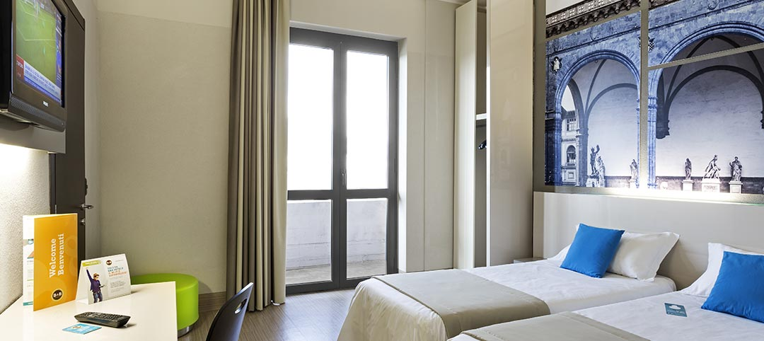 B&B Hotel FIRENZE Nuovo Palazzo di Giustizia   in der Nähe ...