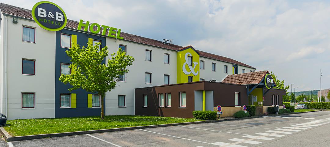 B B Billiges Hotel Metz Semecourt Hotel In Der Nahe Der