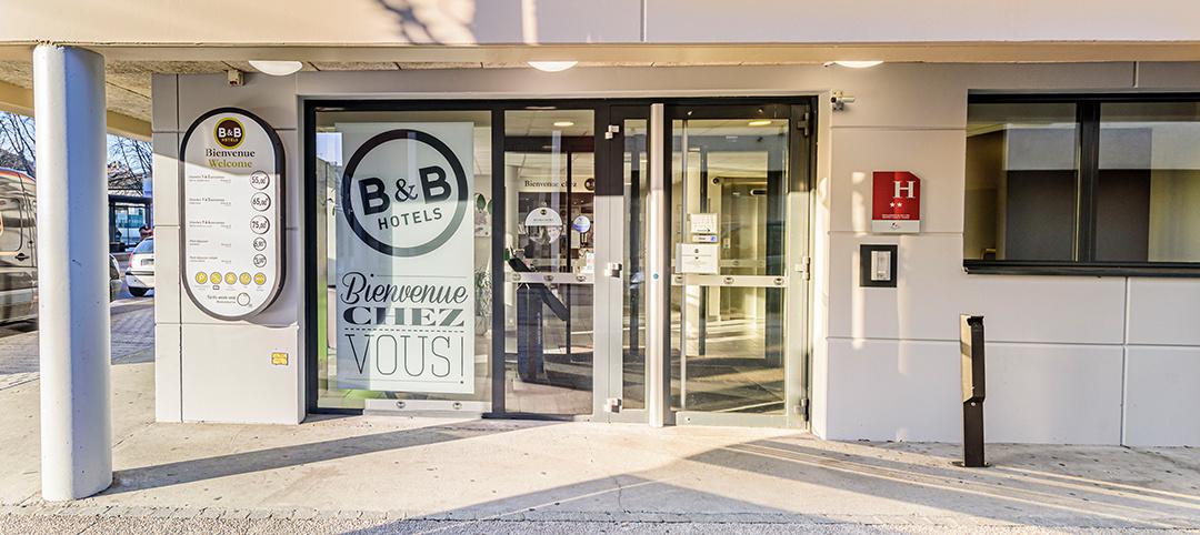 B B Hotel Mulhouse Centre Dans Le Centre Ville Et Proche Gare Tgv