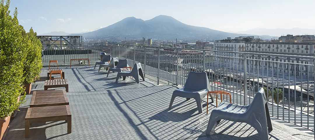 B B Hotel Napoli Close To Naples Train Station