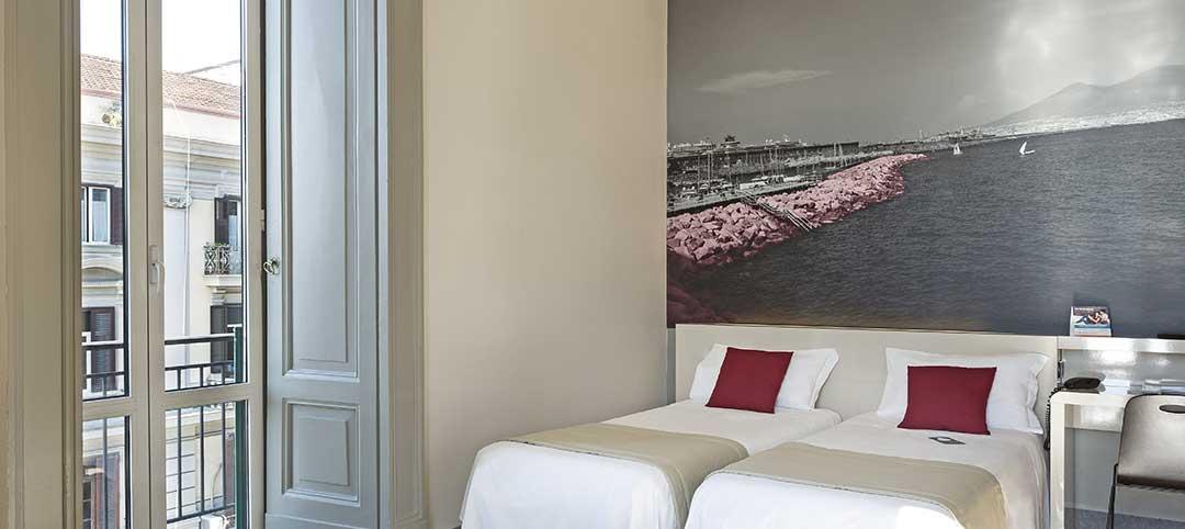 B&B Hotel NAPOLI | in der Nähe des Bahnhofs von Neapel