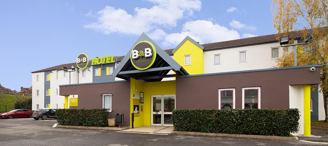 B B Hotel In Paris Nord Villepinte Near The Exhibition Centre