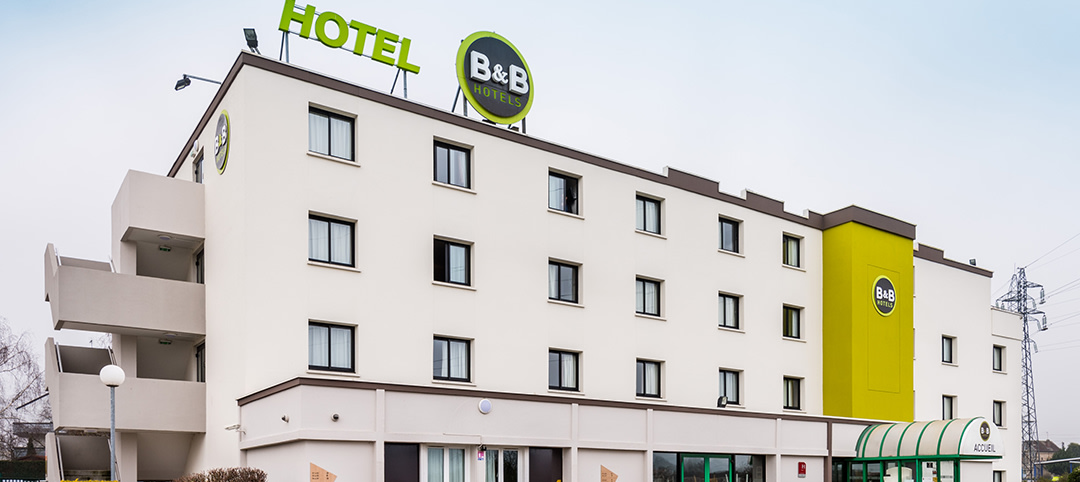 Bb Hotel In Saint étienne Du Rouvray Near Rouen Airport