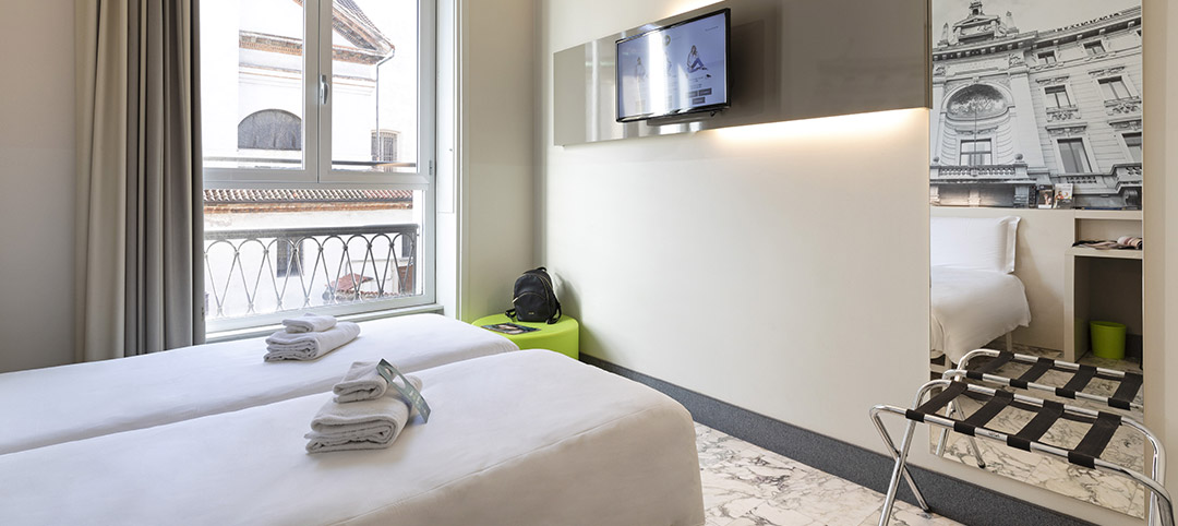 B B Hotel Milano Sant Ambrogio In The Centre Of Milan Close To The Subway