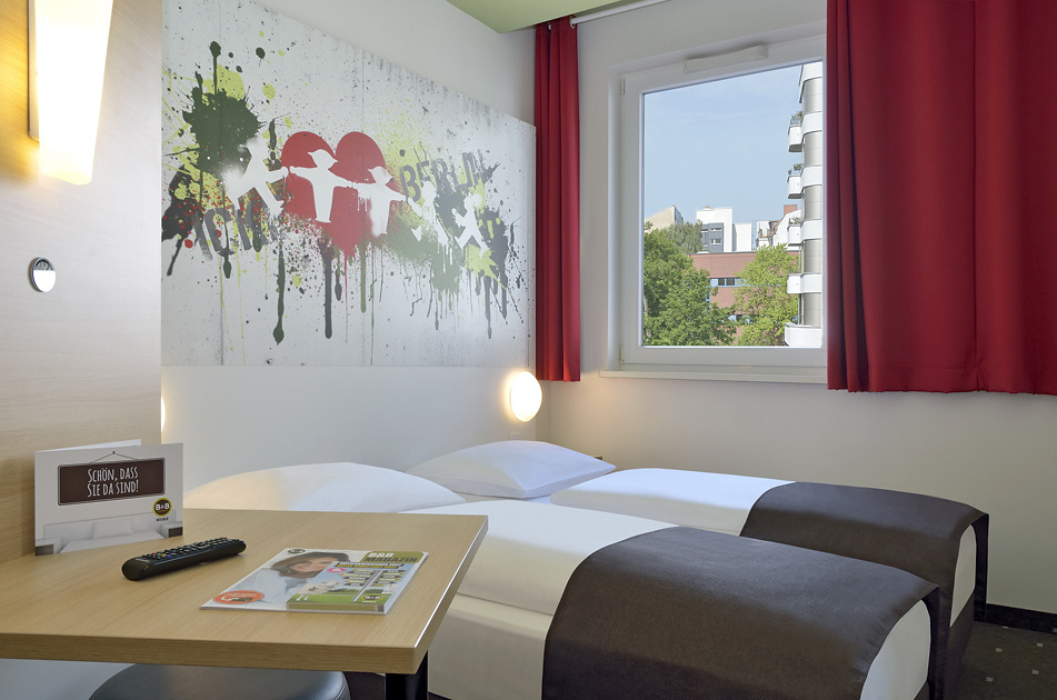 B B Hotel Berlin Potsdamer Platz I Affordable Hotel In Berlin