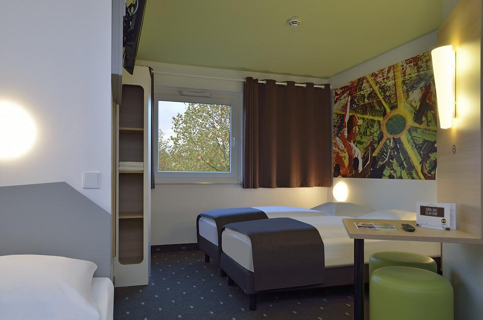 B B Hotel Dortmund Messe I Affordable Hotel At Signal Iduna Park