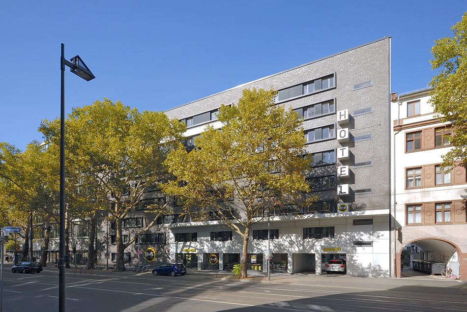 B&B Hotels Frankfurt
