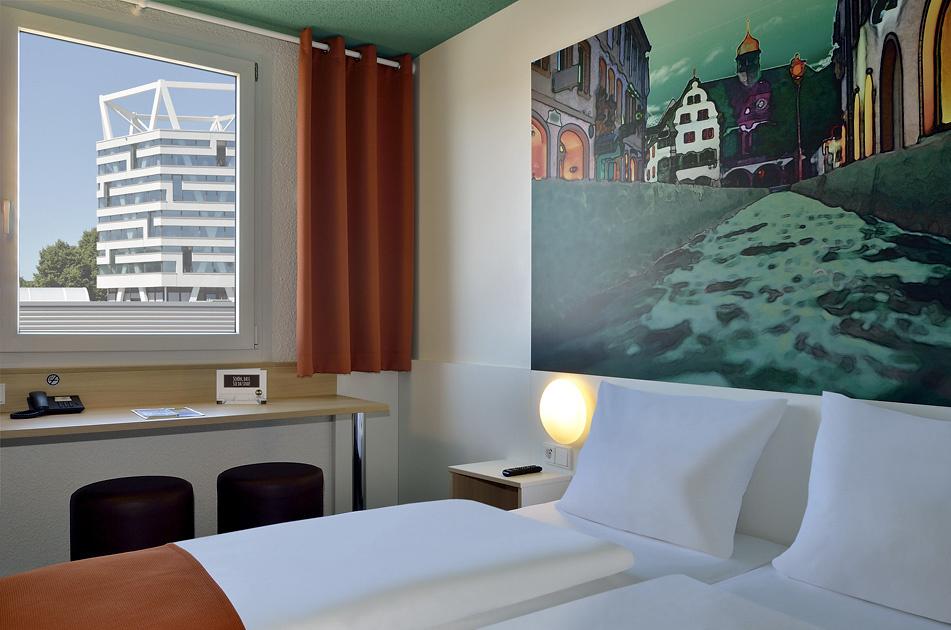 B B Hotel Freiburg Nord I Affordable Hotel In Freiburg
