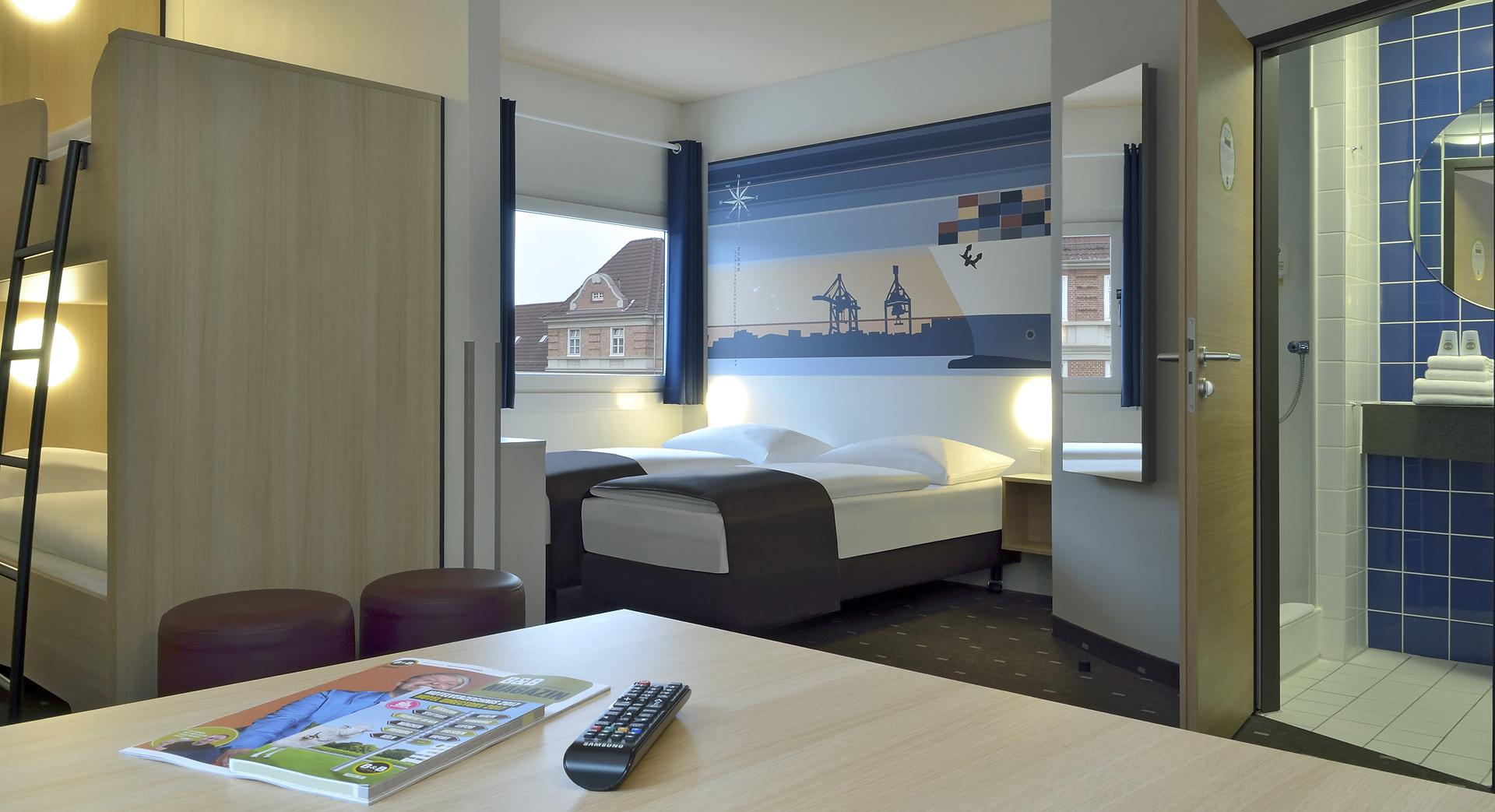 B B Hotel Hamburg Altona Pernoctaciones Baratas En Hamburgo