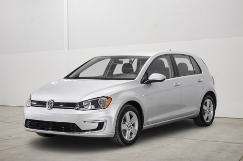 2016 Volkswagen eGolf SE