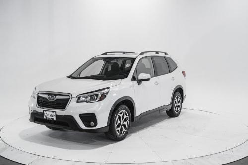 2019 Subaru Forester 2.5i Touring w/EyeSight