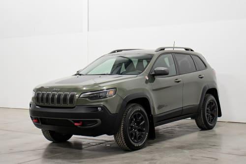 2021 Jeep Cherokee Trailhawk