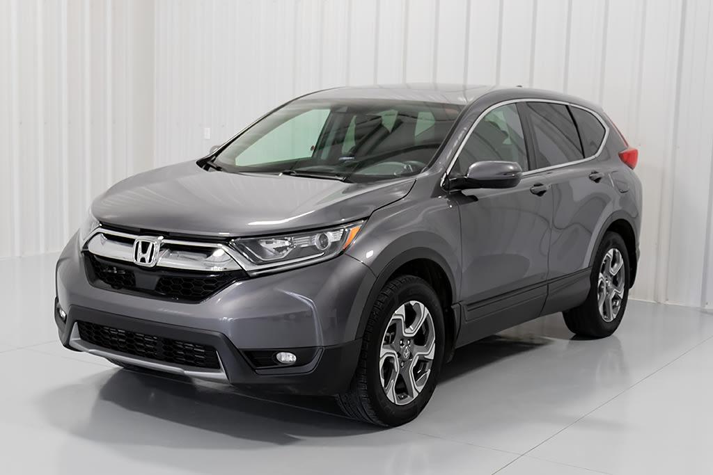 2018 Honda CRV EX AWD