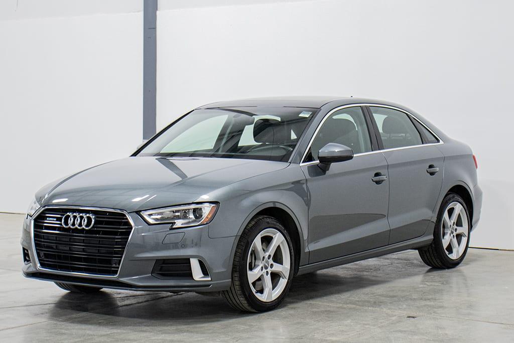 2019 Audi A3 Komfort