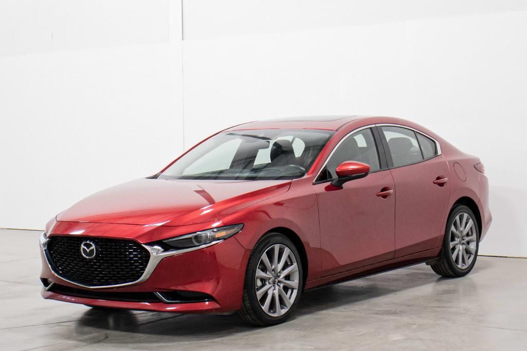 2019 Mazda 3 GT