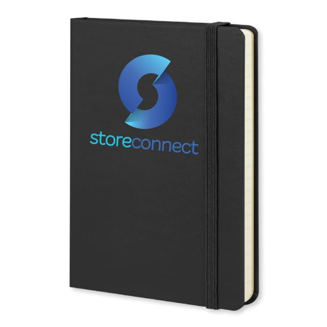 StoreConnect Moleskin Notebook