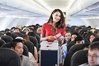 Vietjet operates two direct flights...