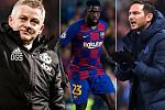 Man Utd, Chelsea, Man City set for...