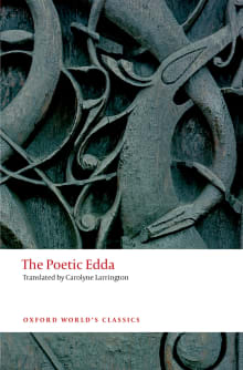 The Poetic Edda (Translated By Carolyne Larrington)