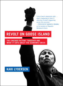 Revolt on Goose Island: The Chicago Factory Takeover and What It Says About the Economic Crisis