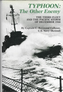 Typhoon: The Other Enemy: The Third Fleet and the Pacific Storm of December 1944