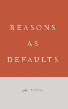 Reasons as Defaults