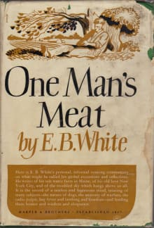 One Man's Meat
