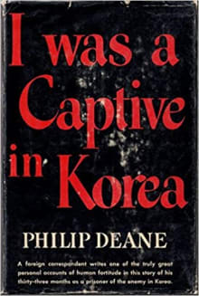 I was a captive in Korea