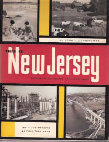 This is New Jersey from High Point to Cape May