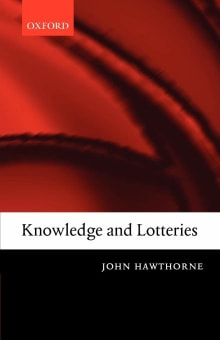 Knowledge and Lotteries