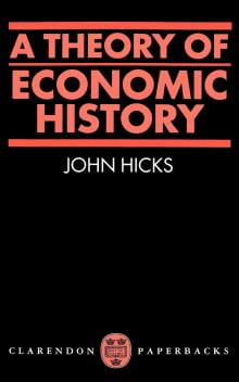 A Theory of Economic History