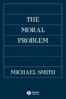 The Moral Problem