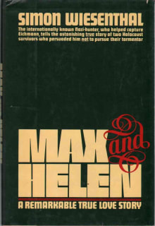 Max and Helen: A Remarkable True Love Story