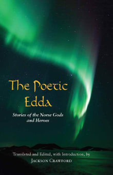 The Poetic Edda: Stories of the Norse Gods and Heroes (Translated By Jackson Crawford)