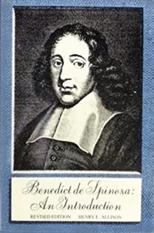 Benedict de Spinoza: An Introduction